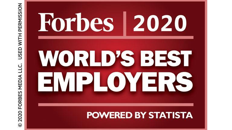 Forbes Magazine 2020
